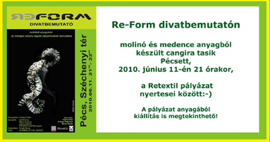 Re-Form divatbemutat�-2010